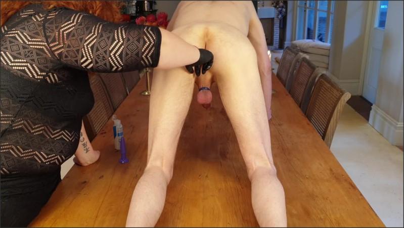 [Full HD] slave gets his ass cherry taken by msredstripe   - Surrender Studio - -00:06:03   Adult Toys, Male Slave - 112,7 MB