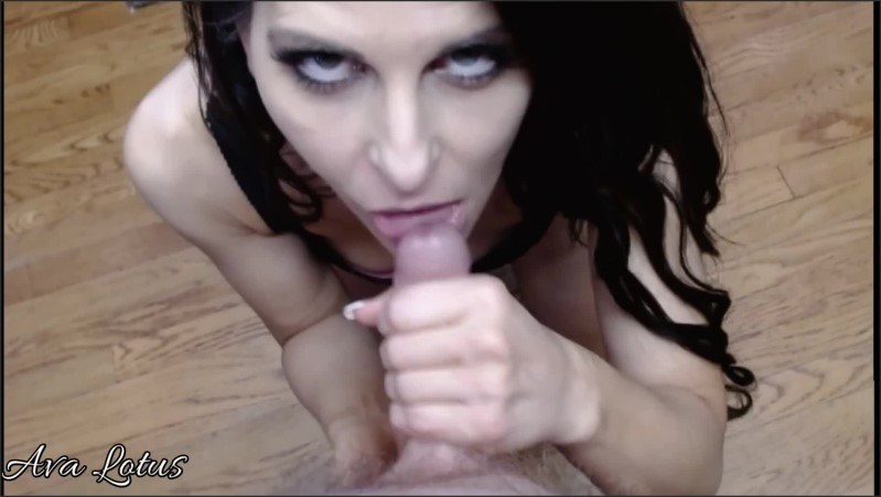 [Full HD] stepmom pov blowjob and fucking and he cums twice   - Ava Lotus - -00:07:40 | Amateur, Step Fantasy - 182 MB