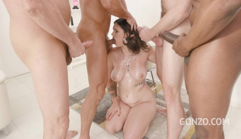 [Full HD] Taylee Wood assfucked with double penetration and p-- clean - Taylee Wood - SiteRip-00:58:47 | Natural Tits, Interracial, Gapes - 5 GB