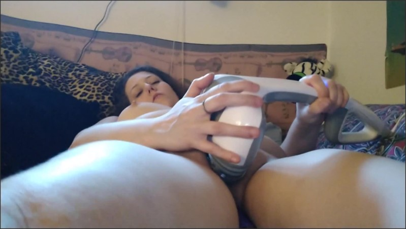 [Full HD] thick natural beauty fucks herself with 2 vibrators   - clownzebin - -00:17:47 | Thick, Female Orgasm - 436,8 MB