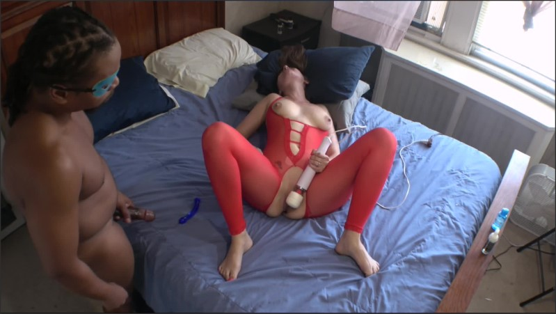 [Full HD] watching her work   - CakeandBar - -00:08:19 | Amateur, Interracial - 206,7 MB